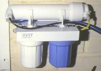 Rerverse Osmosis Unit